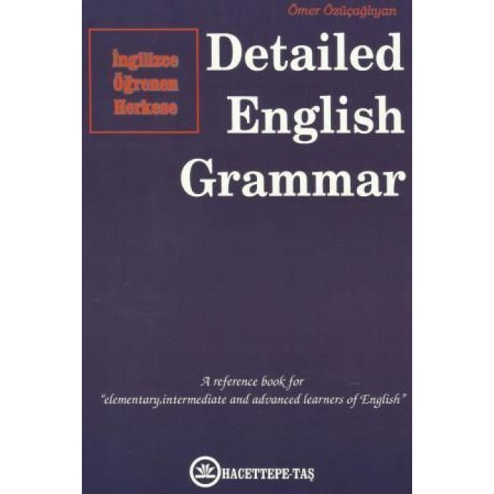 Detailed English Grammar