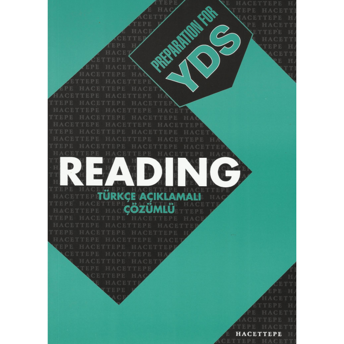 PREPARATION FOR YDS READING