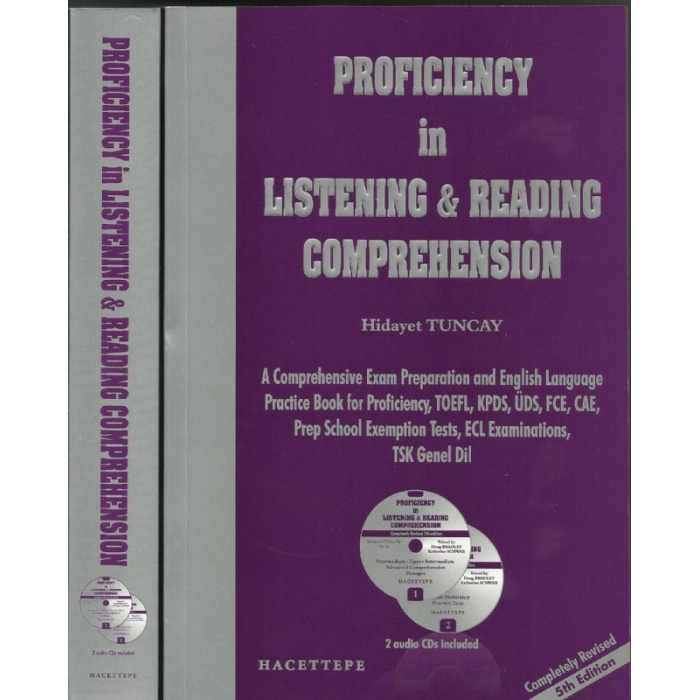 PROFİCİENCY İN LİSTENİNG & READİNG COMPREHENSİON HACETTEPE